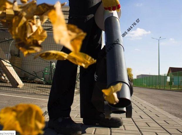 Садовый пылесос 3000Вт вдув/выдув,измельчение, воздуходувка МОЩНЫЙ