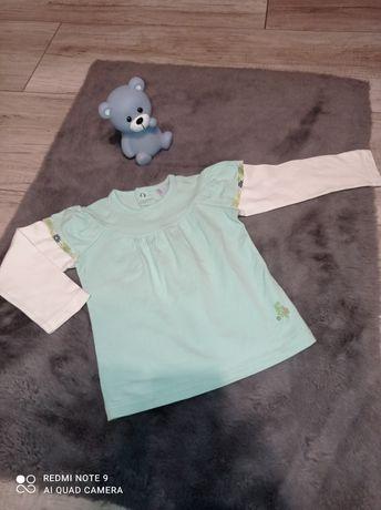 Bluzeczka dziewczęca Coccodrillo