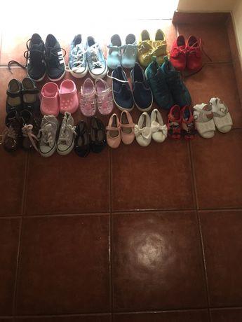 Calçados menina e menino