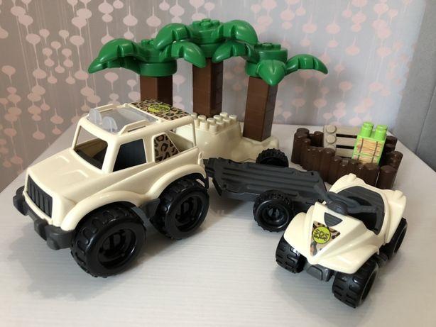 Машины на сафари