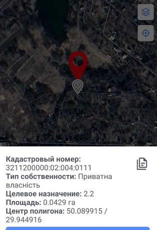 ПРОДАЮ участок земли в городе Фастов