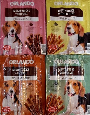Лакомства для собак Orlando