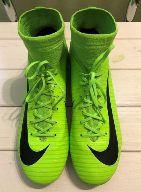 Профи бутсы Nike JR Mercurial Superfly V FG р-р 38,5/24 см.