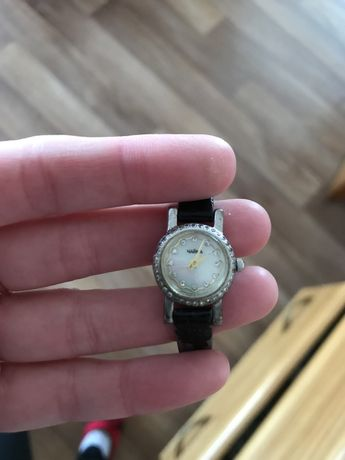 Часы ЧАЙКА. Серебро 925