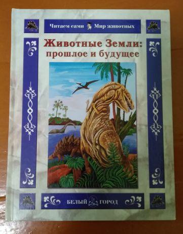 Животные на Земле. Прошлое и будущее. Изд. Белый город