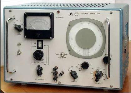 Генератор сигналов Г3-33 торг