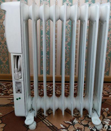 Масляный радиатор ZASS, электрообогреватель