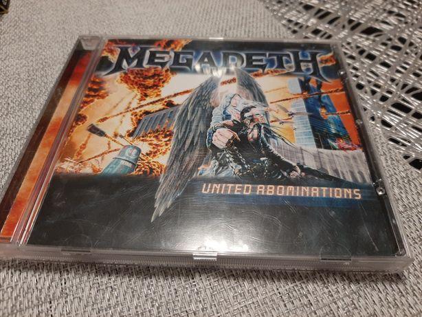 Megadeth United abomination