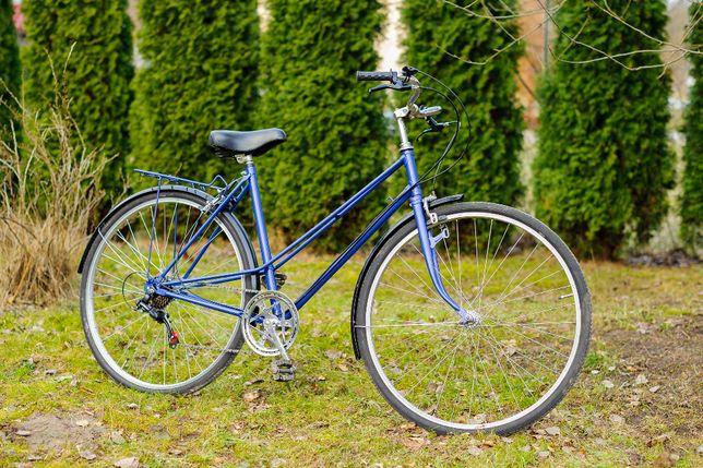 Rower retro dwururka Arabella - odnowiony