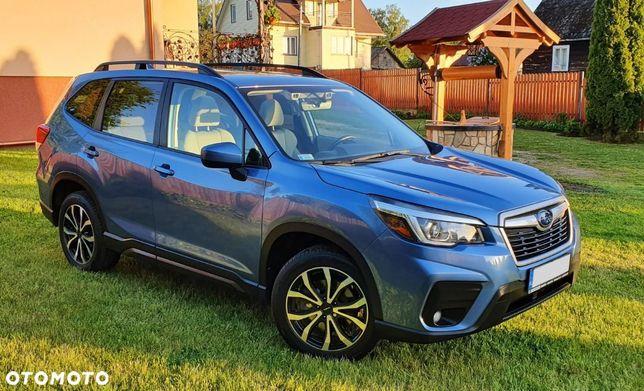 Subaru Forester V nowy model