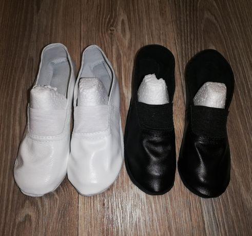 Кожаные чешки, 14-22см натуральная кожа балетки танцы гимнастика