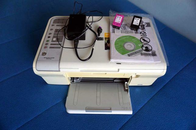 Impressora HP Deskjet F4280 multifunções com avaria + tinteiros