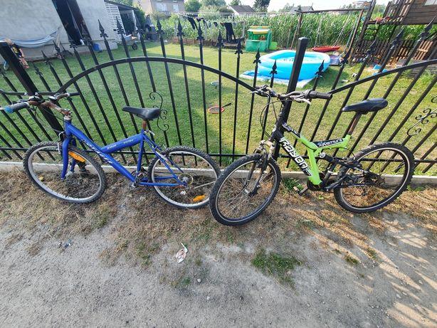 Rowery sprzedam cena za dwa