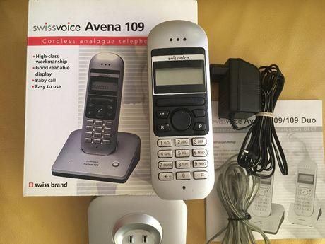 Swissvoice Avena 109 telefon stacjonarny bezprzewodowy