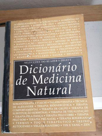Dicionário de medicina natural