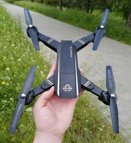 Хит квадрокоптер складной D5HW с WiFi и камерой. Дрон Phantom