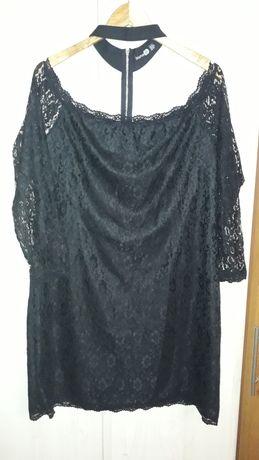 Вечернее, нарядное кружевное платье на корпоратив  22р(56рр)