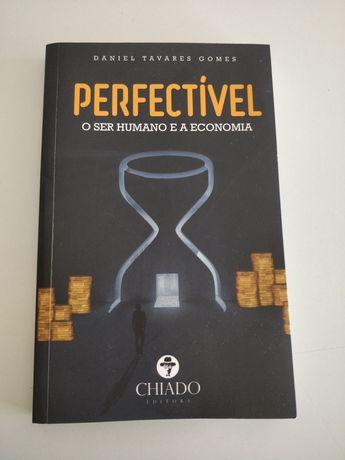 """Livro """"Perfectível"""" Chiado Editora"""