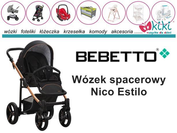 Wózek spacerowy Bebetto Nico Estilo