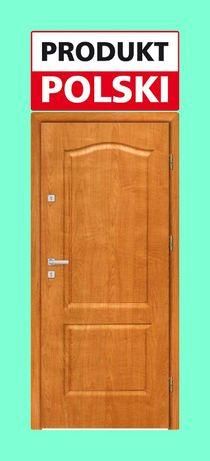 SUPER OKAZJA! Drzwi wejściowe do bloku z montażem. KRÓTKIE TERMINY!
