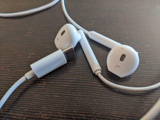 Słuchawki douszne od Huawei P20 Pro USB-C