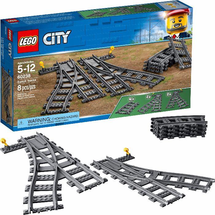 LEGO City Zwrotnice 602388 Nowy Sącz - image 1