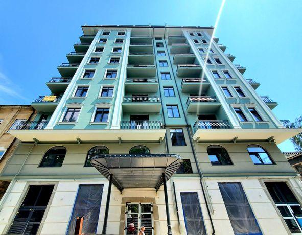 ПенХауз из ТОП-100 лучших квартир в центре Одессы