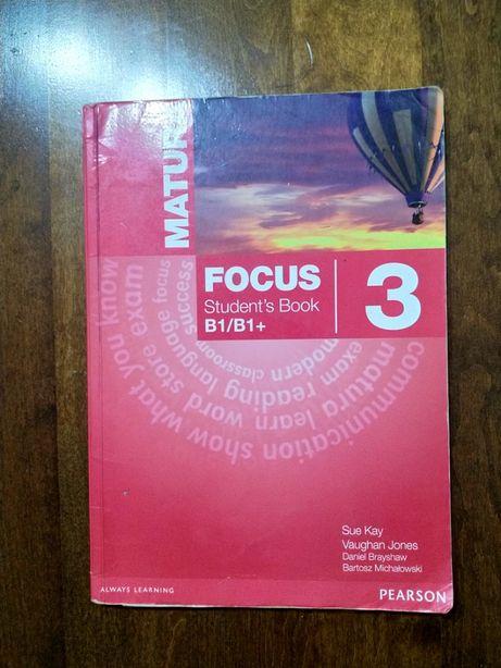 Matura Focus 3 Students Book Podręcznik Wydawnictwo Pearson