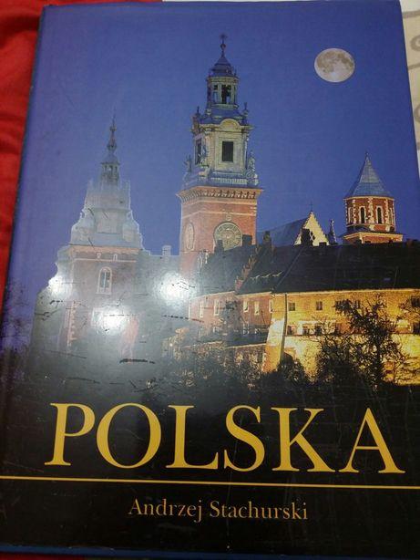 "Album ""Polska"" Andrzej Stachurski."