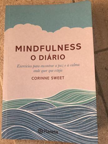 Livro Mindfulness- O diário