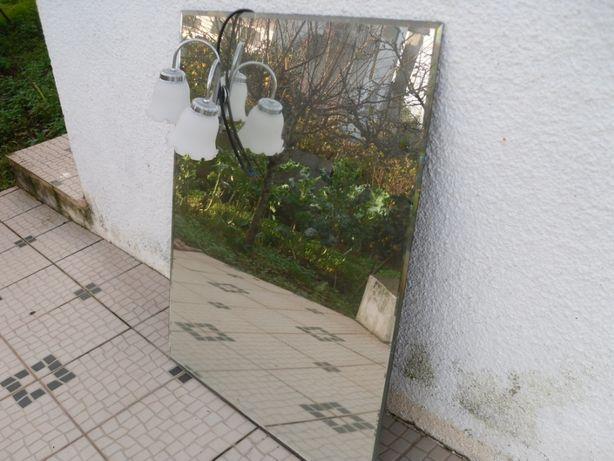 Espelho iluminado
