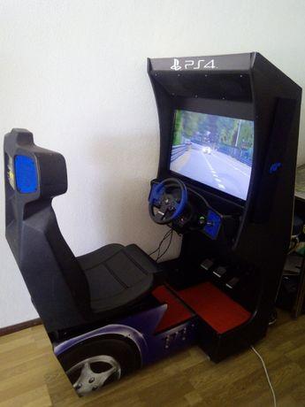 Maquina multi simulador automovel