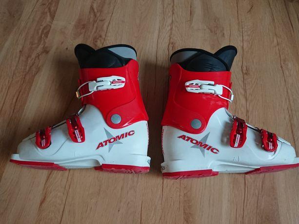 Buty narciarskie ATOMIC Junior J3 i wkładka 22 - 22.5 cm