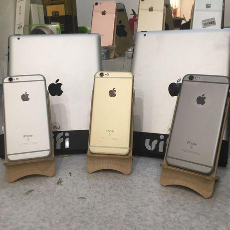 iPhone 6/6s 16/32/64/128 Neverlock не дорого айфон оригинал