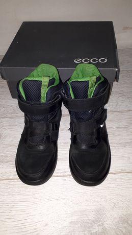 Зимние детские термоботинки екко ECCO р-р 30