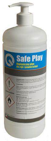 Płyn do dezynfekcji rąk i powierzchni SAFE PLAY 1L