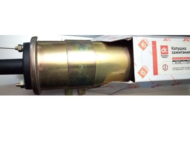 Новая катушка зажигания ВАЗ-2108,09,Таврия.