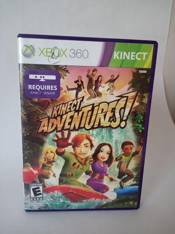 Gra Kinect Adventures! na XBOX 360