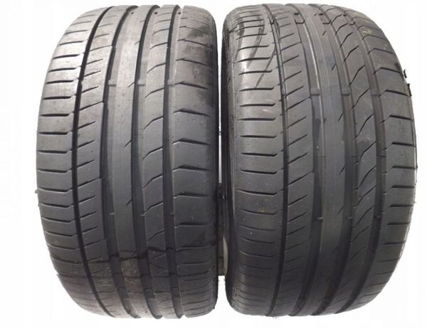 Continental ContiSportContact5P 255/35 R19 96Y 7mm
