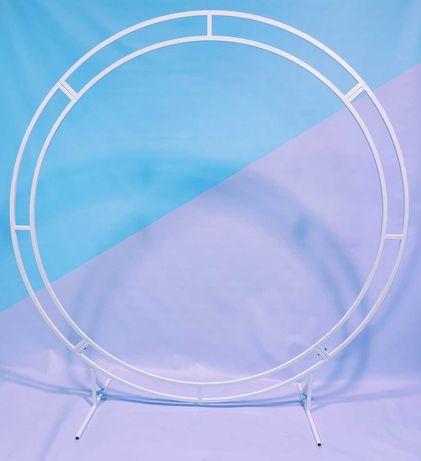 Продам круглый каркас для фотозоны