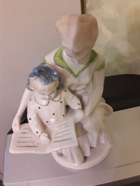 Продам керамическую статуэтку.