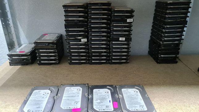 HDD диски 500/250/160/80gb WD/seagate/samsung/...