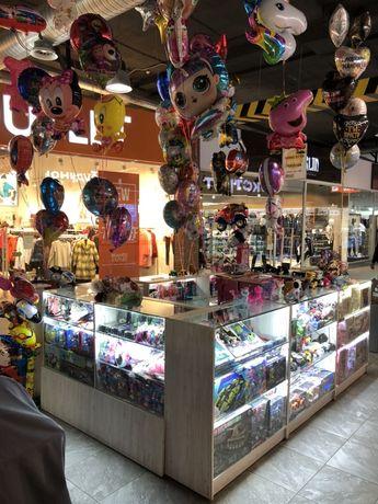 Продам Бизнес по продаже шариков и игрушек