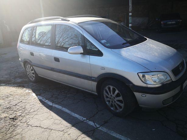 Opel astra g Zafira a разборка