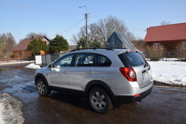 Chevrolet Captiva 2,0D 110 kw