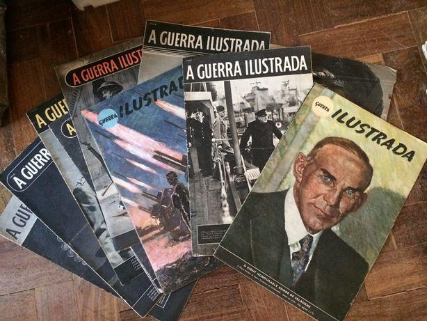 """Revistas """" A Guerra Ilustrada"""" (9)"""