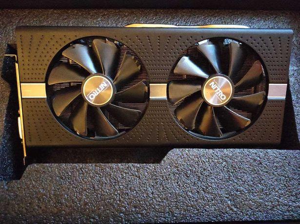 Karta graficzna Sapphire Radeon RX 580 Nitro+ 4GB Najlepsza Wersja