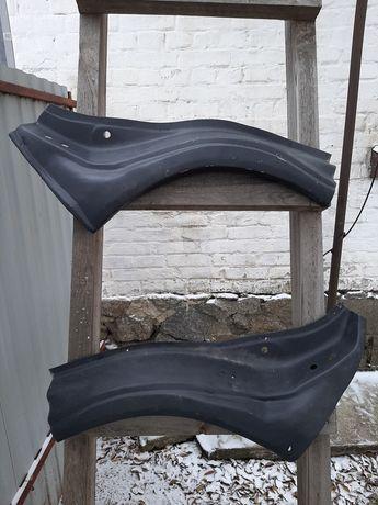 Ремвставки задніх арок сузукі грандвітара