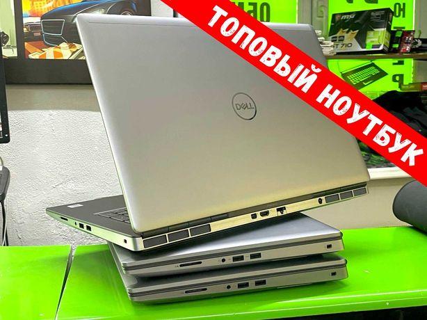 "НОУТБУК Dell Precision 7750 | i7-10850H | Quadro RTX 3000 6Gb | 17.3"""