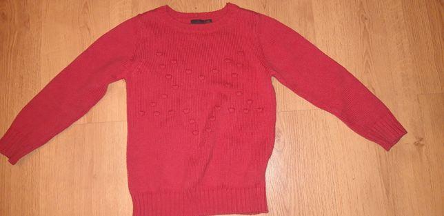 Sweter czerwony cool club 116